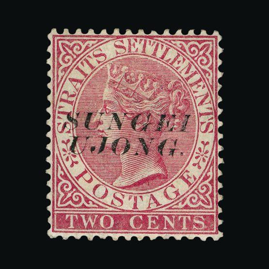 Lot 21789 - Malaya - Sungei Ujong 1889 -  Universal Philatelic Auctions Sale #72