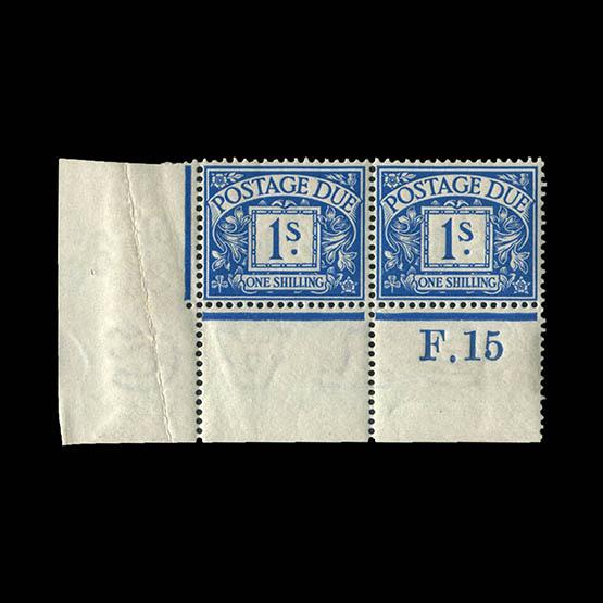 Lot 10455 - Great Britain - Postage Dues 1914-22 -  Universal Philatelic Auctions Sale #73