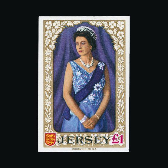 Lot 10593 - Great Britain - Channel Islands - Jersey 1969 -  Universal Philatelic Auctions Sale #73