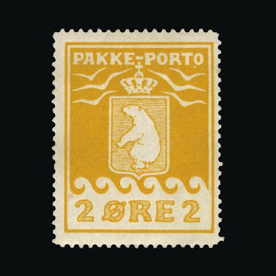 Lot 10662 - Greenland 1924 -  Universal Philatelic Auctions Sale #73