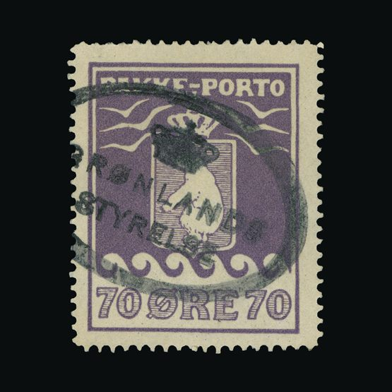 Lot 10666 - Greenland 1930 -  Universal Philatelic Auctions Sale #73