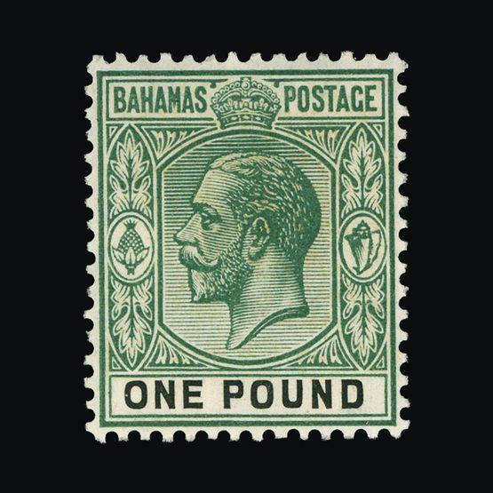Lot 1394 - bahamas 1921-37 -  Universal Philatelic Auctions Sale #73