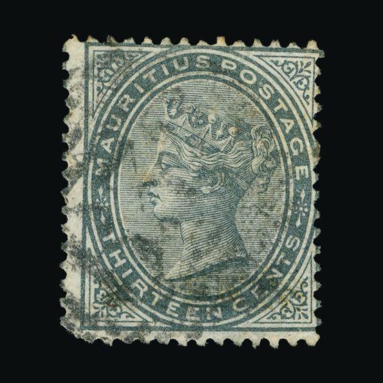Lot 14566 - Mauritius 1879-80 -  Universal Philatelic Auctions Sale #73