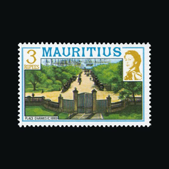 Lot 14687 - Mauritius 1978 -  Universal Philatelic Auctions Sale #73