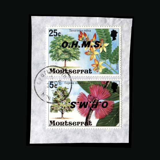 Lot 14849 - montserrat 1976 -  Universal Philatelic Auctions Sale #73