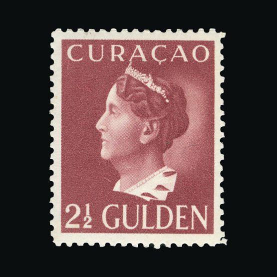 Lot 15167 - Netherlands - Colonies - Antilles 1941-2 -  Universal Philatelic Auctions Sale #73