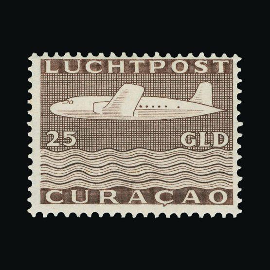 Lot 15170 - Netherlands - Colonies - Antilles 1947 -  Universal Philatelic Auctions Sale #73