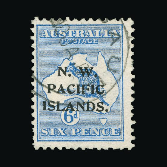 Lot 15231 - new guinea 1915-16 -  Universal Philatelic Auctions Sale #73
