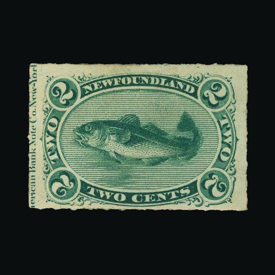 Lot 15647 - Newfoundland 1879 -  Universal Philatelic Auctions Sale #73