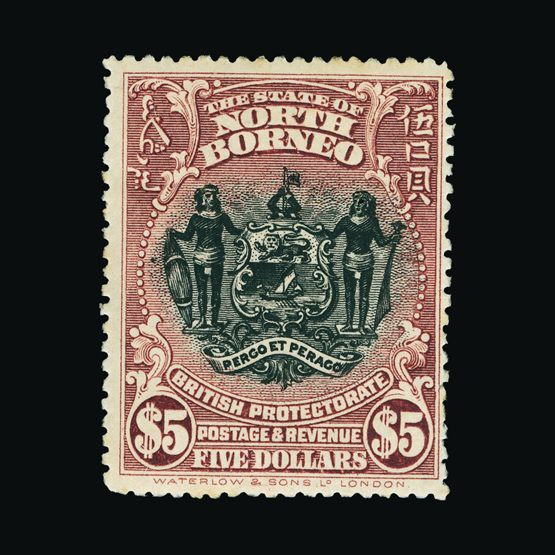 Lot 16179 - north borneo 1911 -  Universal Philatelic Auctions Sale #73