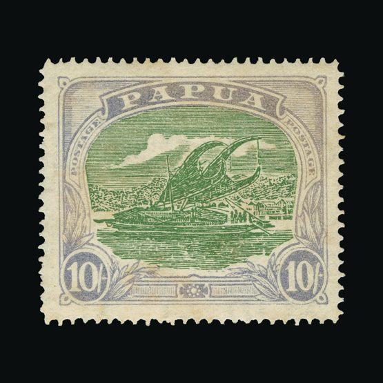 Lot 16561 - papua 1916-31 -  Universal Philatelic Auctions Sale #73