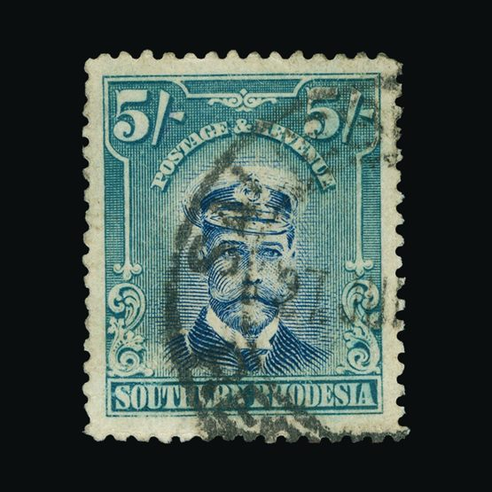 Lot 17070 - Rhodesia - Southern Rhodesia 1924 -  Universal Philatelic Auctions Sale #73