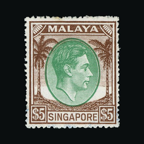 Lot 17913 - singapore 1951 -  Universal Philatelic Auctions Sale #73