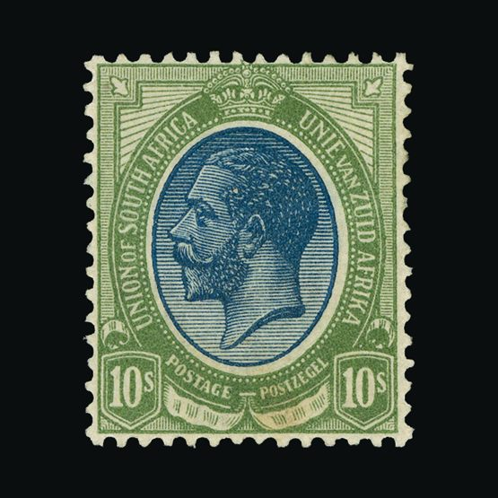Lot 18019 - south africa 1913-24 -  Universal Philatelic Auctions Sale #73