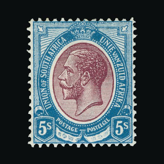 Lot 18022 - south africa 1913-24 -  Universal Philatelic Auctions Sale #73