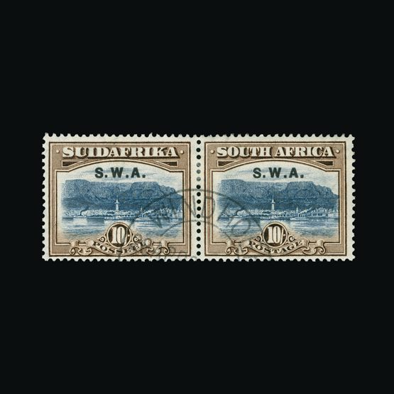 Lot 18261 - south west africa 1927-30 -  Universal Philatelic Auctions Sale #73