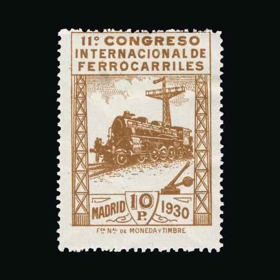 Lot 18333 - Spain 1930 -  Universal Philatelic Auctions Sale #73