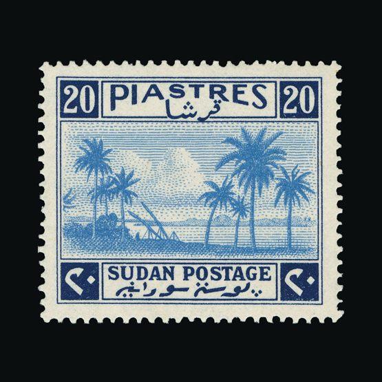 Lot 18919 - sudan 1941 -  Universal Philatelic Auctions Sale #73