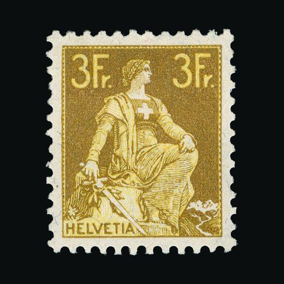 Lot 19129 - Switzerland 1908-40 -  Universal Philatelic Auctions Sale #73