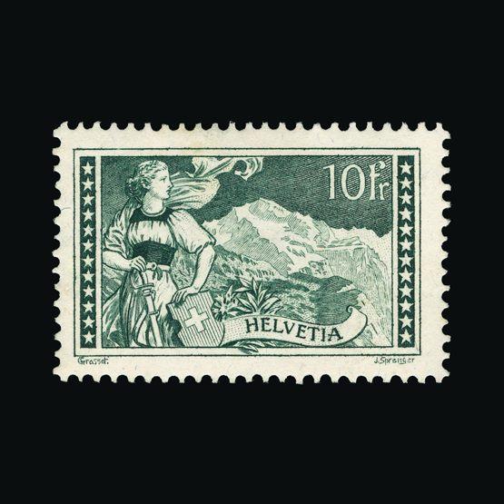 Lot 19162 - Switzerland 1928-31 -  Universal Philatelic Auctions Sale #73