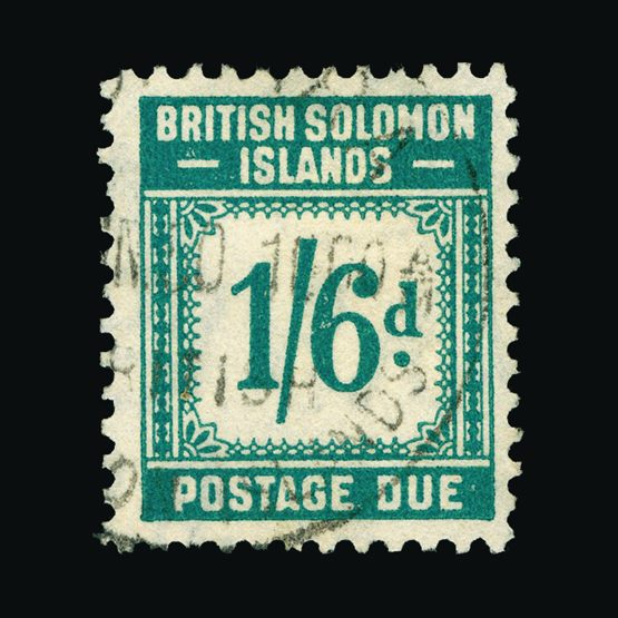 Lot 20499 - british solomon islands 1940 -  Universal Philatelic Auctions Sale #73