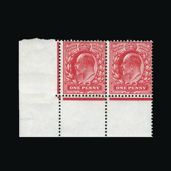 Lot 20635 - Great Britain - KEVII 1911 -  Universal Philatelic Auctions Sale #73
