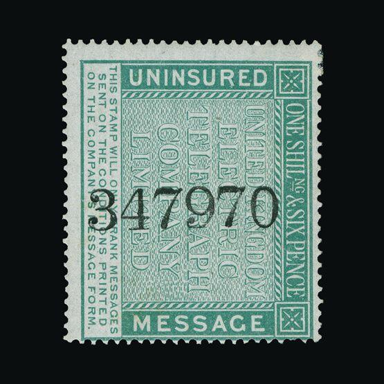 Lot 20821 - Great Britain - Cinderellas  -  Universal Philatelic Auctions Sale #73