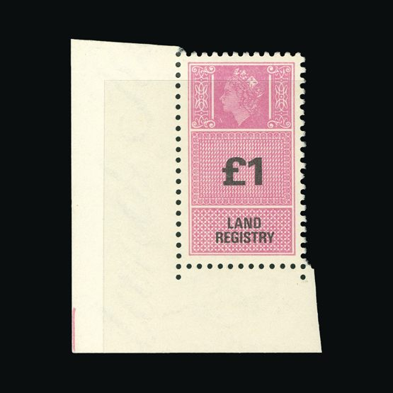 Lot 20874 - Great Britain - Revenues 1971 -  Universal Philatelic Auctions Sale #73