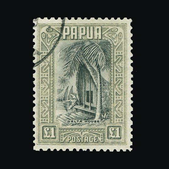 Lot 21185 - papua 1932-40 -  Universal Philatelic Auctions Sale #73