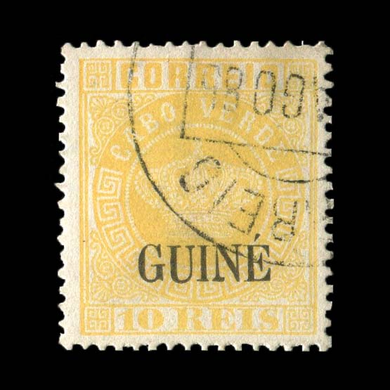 Lot 21199 - Portugal - Colonies - Guinea 1881-4 -  Universal Philatelic Auctions Sale #73