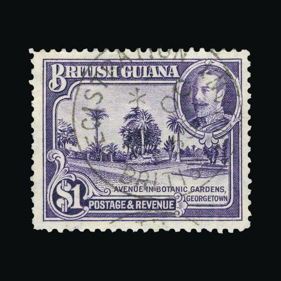 Lot 2684 - british guiana 1934-51 -  Universal Philatelic Auctions Sale #73