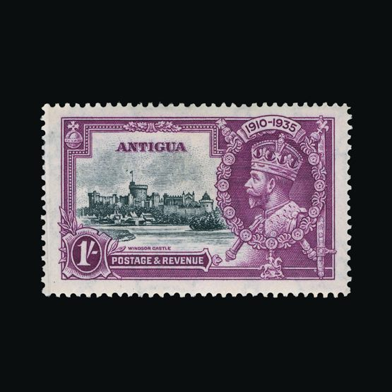 Lot 497 - antigua 1935 -  Universal Philatelic Auctions Sale #73