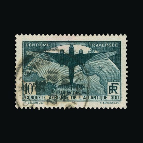 Lot 5681 - France 1936 -  Universal Philatelic Auctions Sale #73