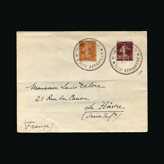 Lot 6024 - France - Colonies - Southern and Antarctic Territories  -  Universal Philatelic Auctions Sale #73