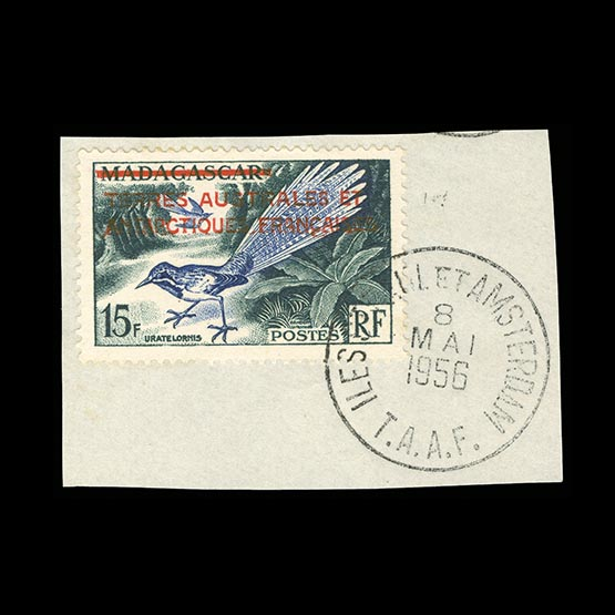 Lot 6026 - France - Colonies - Southern and Antarctic Territories 1955 -  Universal Philatelic Auctions Sale #73