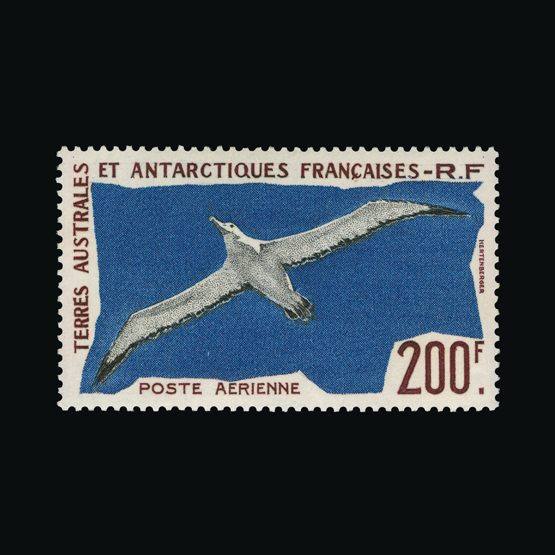 Lot 6034 - France - Colonies - Southern and Antarctic Territories 1956-9 -  Universal Philatelic Auctions Sale #73