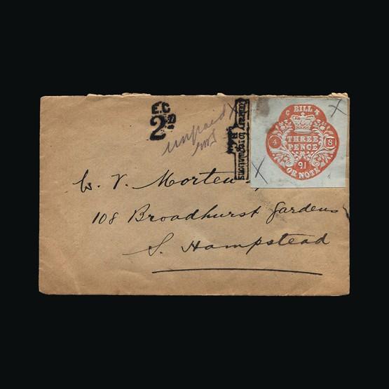 Lot 6980 - Great Britain 1905 -  Universal Philatelic Auctions Sale #73