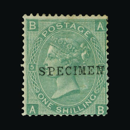 Lot 7848 - Great Britain - QV (surface printed) 1867-80 -  Universal Philatelic Auctions Sale #73