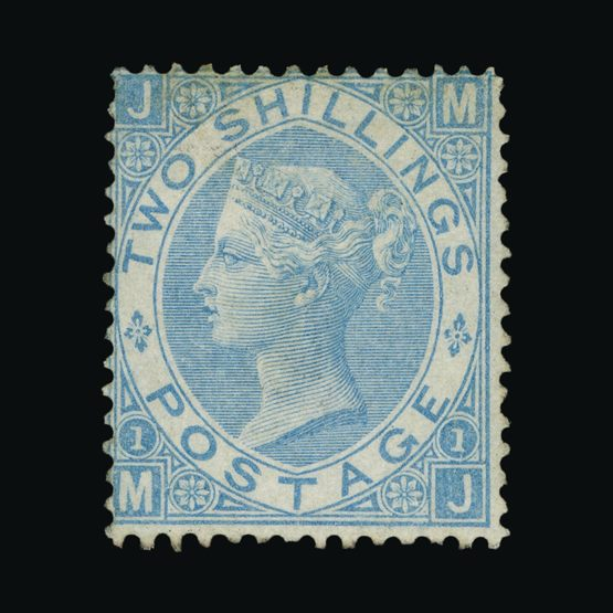 Lot 7871 - Great Britain - QV (surface printed) 1867-80 -  Universal Philatelic Auctions Sale #73