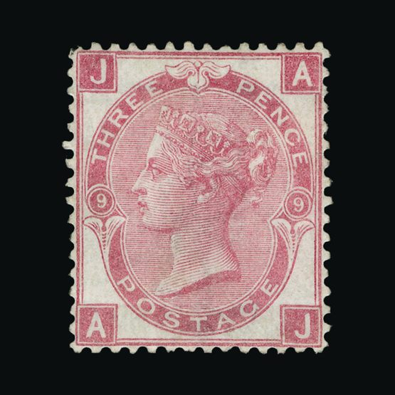 Lot 7943 - Great Britain - QV (surface printed) 1867-80 -  Universal Philatelic Auctions Sale #73