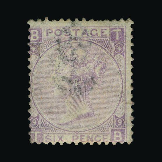 Lot 7945 - Great Britain - QV (surface printed) 1867-80 -  Universal Philatelic Auctions Sale #73