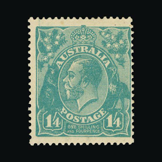 Lot 850 - Australia 1918-23 -  Universal Philatelic Auctions Sale #73