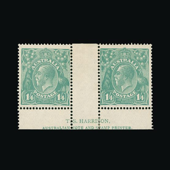 Lot 851 - Australia 1918-23 -  Universal Philatelic Auctions Sale #73
