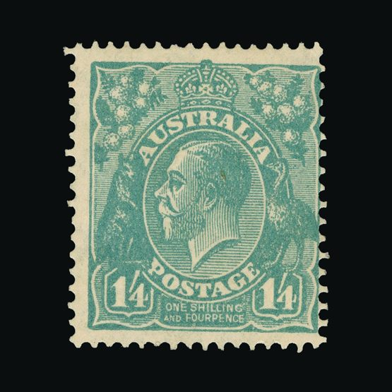 Lot 862 - Australia 1925-30 -  Universal Philatelic Auctions Sale #73
