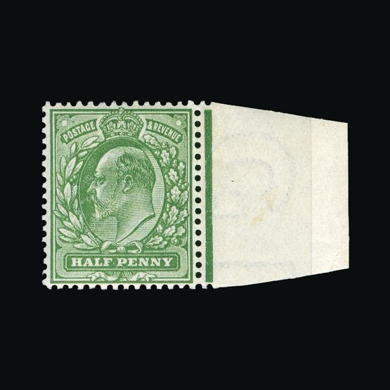 Lot 8902 - Great Britain - KEVII 1911 -  Universal Philatelic Auctions Sale #73