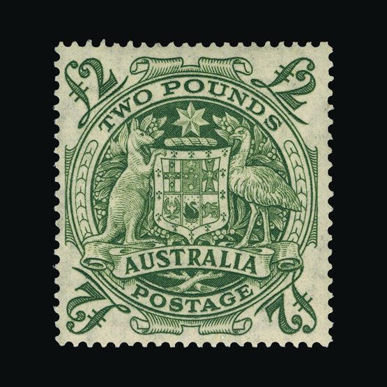 Lot 991 - Australia 1948-56 -  Universal Philatelic Auctions Sale #73