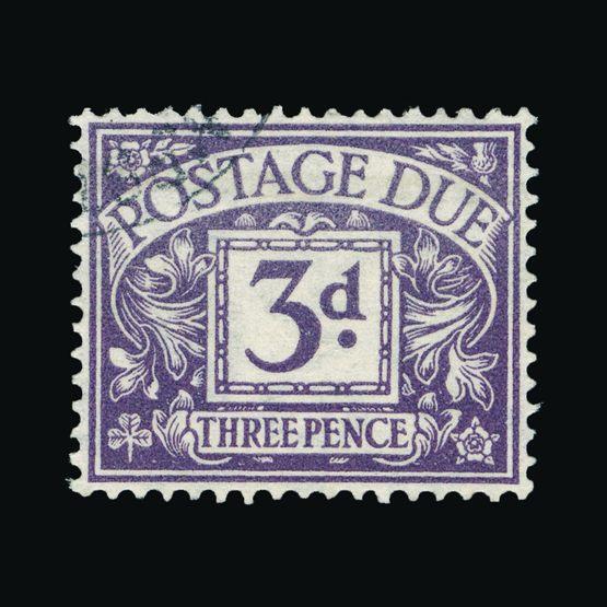 Lot 10879 - Great Britain - Postage Dues 1924-31 -  Universal Philatelic Auctions Sale #74