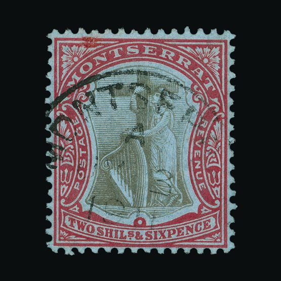 Lot 14871 - montserrat 1908-14 -  Universal Philatelic Auctions Sale #75 | Unsold lots at reserve prices (80% of estimate)
