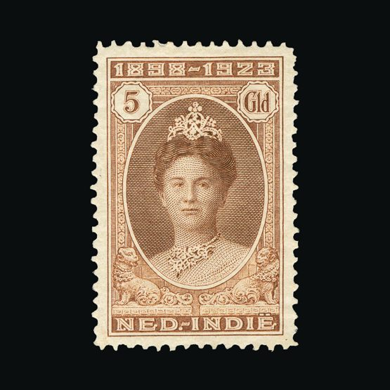 Lot 15184 - Netherlands - Colonies - Indies 1923 -  Universal Philatelic Auctions Sale #75 | Unsold lots at reserve prices (80% of estimate)