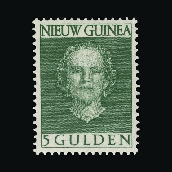 Lot 15187 - Netherlands - Colonies - New Guinea 1950-2 -  Universal Philatelic Auctions Sale #75